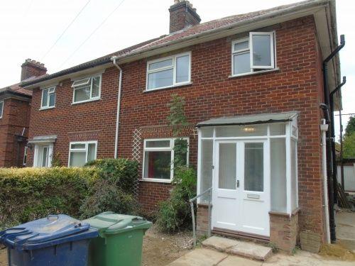 Thumbnail Detached house to rent in Gipsy Lane, Headington