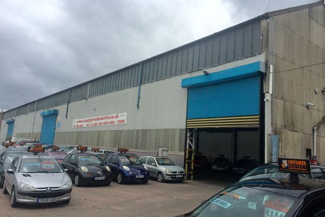 Thumbnail Warehouse to let in Wood Lane, Erdington, Birmingham