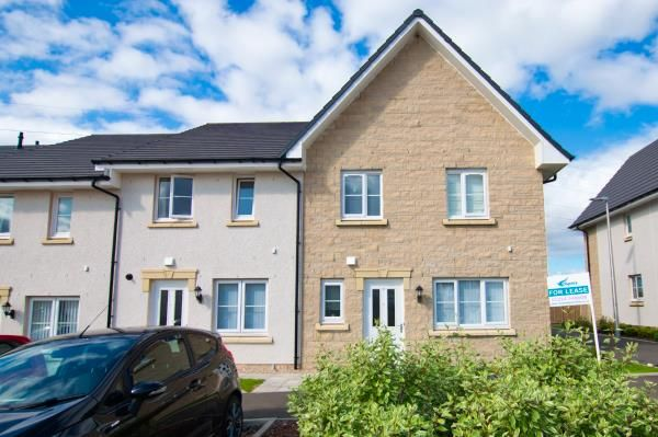 Thumbnail End terrace house to rent in 111 Skene View, Westhill, Aberdeenshire