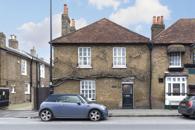 Semi-detached house for sale in The Broadway, Laleham, Staines-Upon-Thames