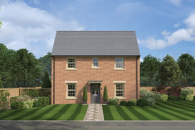 Thumbnail Detached house for sale in The Woodlands, Cross Common Road, Off Cardiff Road, Dinas Powys