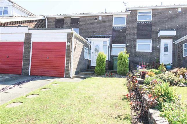 Thumbnail 2 bed terraced house for sale in Twyford Close, Parkside Grange, Cramlington