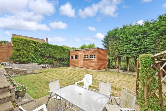 Thumbnail Detached house for sale in Booker Close, Crowborough, East Sussex