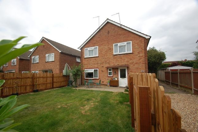 Thumbnail Maisonette for sale in Alan Way, Colchester