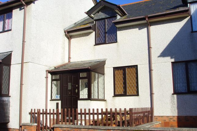 Thumbnail Terraced house to rent in Toby Way, Newquay