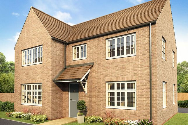 "Thumbnail Detached house for sale in ""Sulgrave"" at Bloxham Road, Banbury"