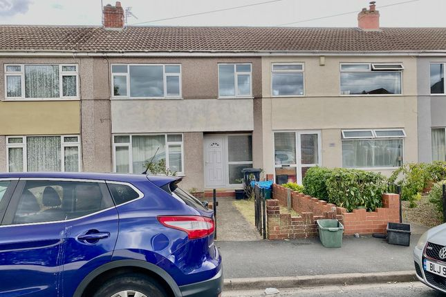 Thumbnail Terraced house to rent in Beaufort Road, St George, Bristol