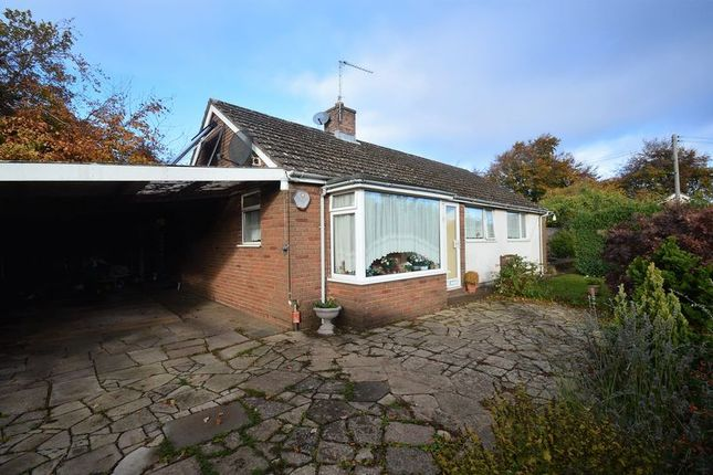 Thumbnail Detached bungalow for sale in Joys Green, Lydbrook, Gloucestershire