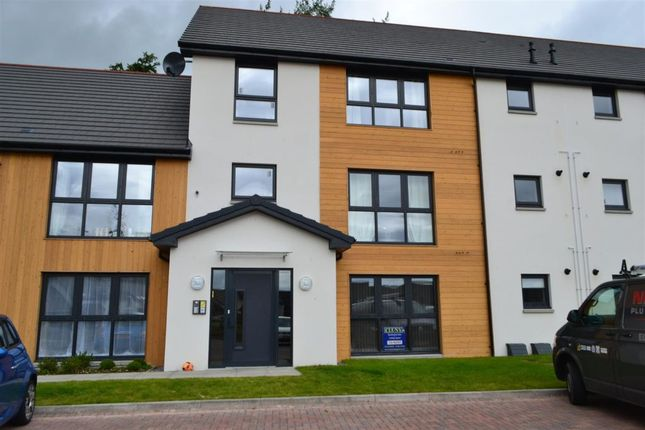Thumbnail Flat to rent in 26 Riddock Gardens, Forres