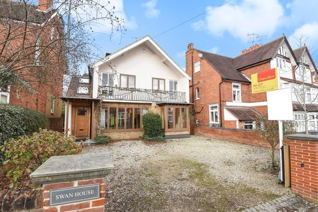 Thumbnail Detached house to rent in Henley-On-Thames, Oxfordshire