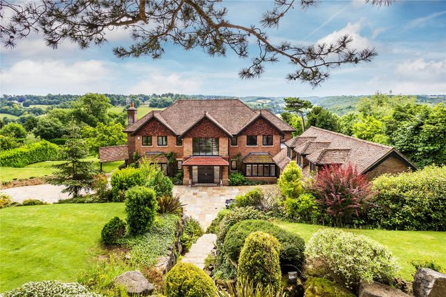 Thumbnail Detached house for sale in Tydcombe Road, Warlingham, Surrey