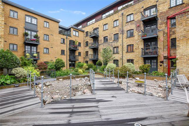 Thumbnail Flat for sale in Tempus Wharf, 29 Bermondsey Wall West, London