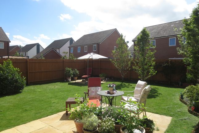 Detached house for sale in James Grundy Avenue, Trentham Manor, Stoke-On-Trent