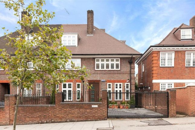 Thumbnail Detached house to rent in St. Johns Wood Road, London