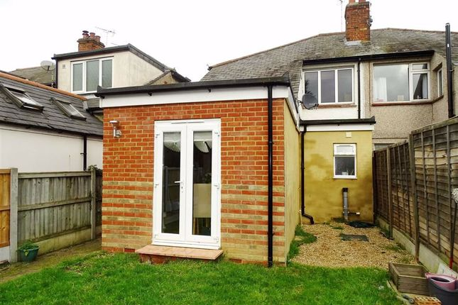 Rear Elevation of Writtle Road, Chelmsford, Essex CM1
