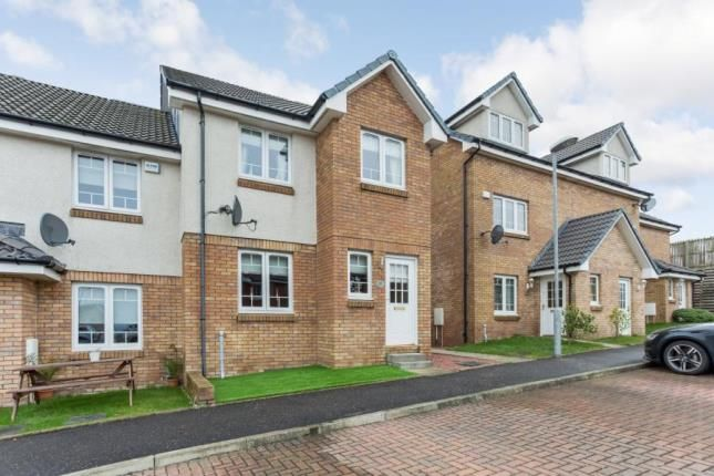 Thumbnail End terrace house for sale in Meiklelaught Place, Saltcoats, North Ayrshire