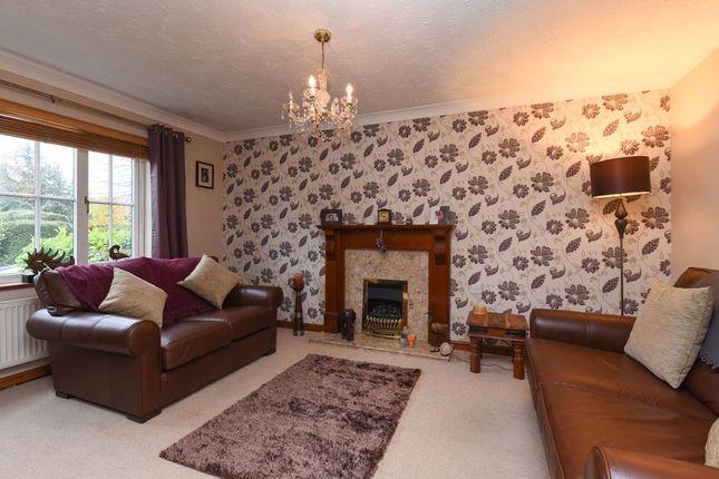 Living Room of Milfoil Lane, Cowbit, Spalding PE12