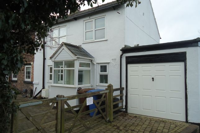 Thumbnail Cottage to rent in Waterloo Cottages, Compstall Road, Romiley