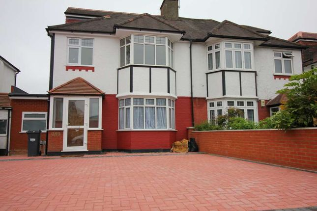 Thumbnail Semi-detached house to rent in Popes Lane, London