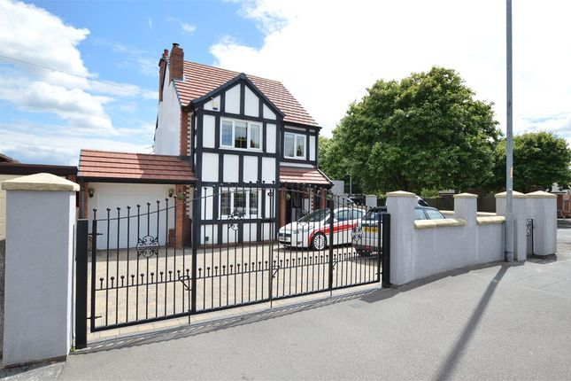 Thumbnail Detached house for sale in Bloxwich Road North, Willenhall