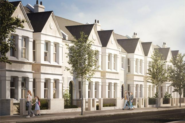 Thumbnail Terraced house for sale in Mandrell Road, London