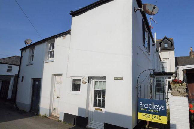 Thumbnail End terrace house for sale in Dagmar Street, Shaldon, Devon