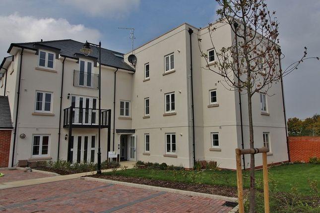 Thumbnail Flat to rent in Carey Lane, Waterlooville