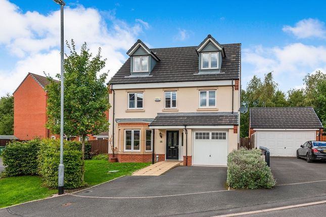 Thumbnail Detached house to rent in Woodbine Close, Huntington, Cannock