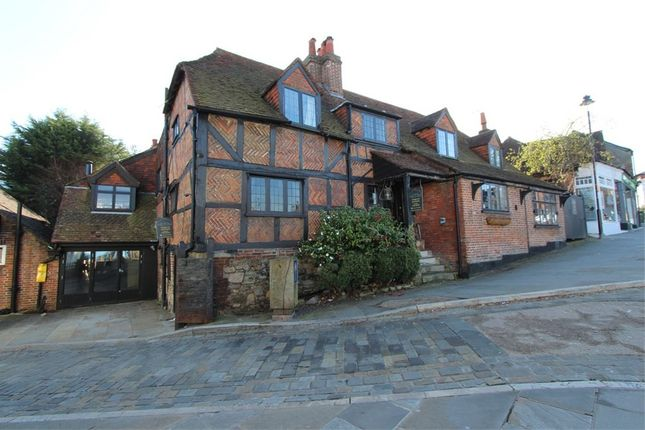 Thumbnail Cottage to rent in The Square, Hamble, Southampton