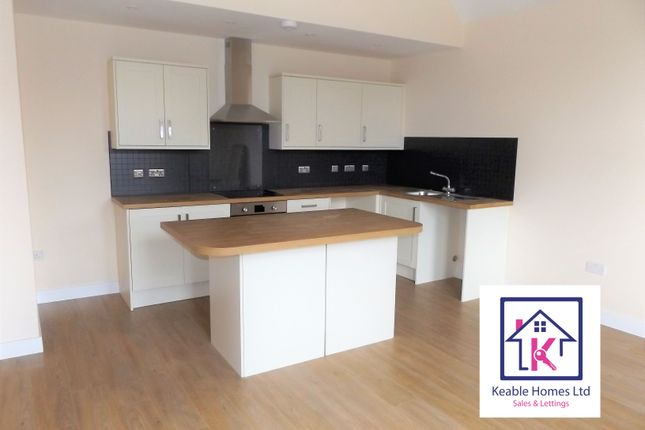 Thumbnail Flat to rent in Wolverhampton Road, Cannock, Staffordshire
