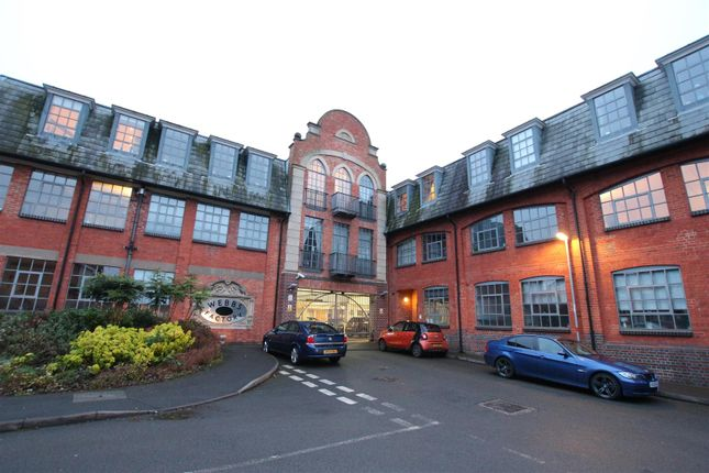 Thumbnail Flat for sale in Webbs Factory, Bunting Road, Northampton