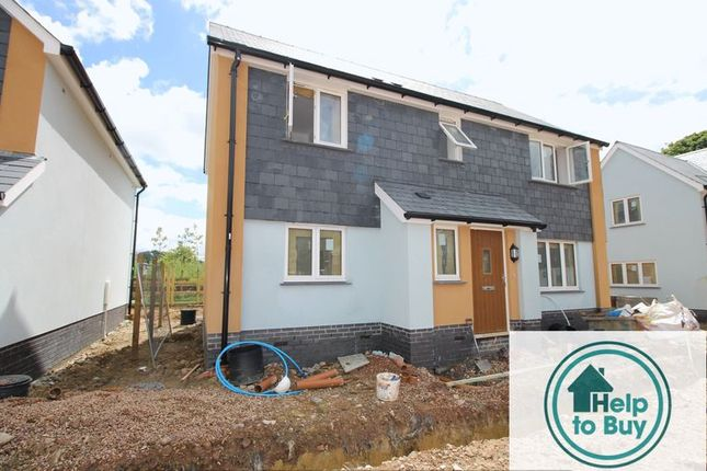 Thumbnail Property for sale in Maple Court Cheriton Bishop, Exeter