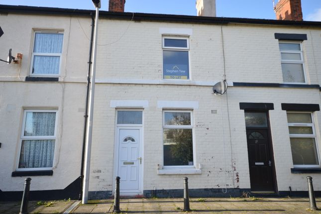 Thumbnail Terraced house to rent in Hyde Road, Blackpool