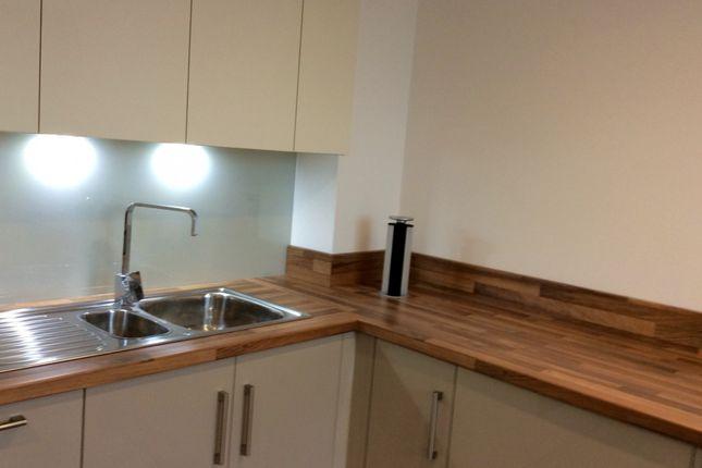 Thumbnail Flat to rent in Aylesbury, Buckinghamshire