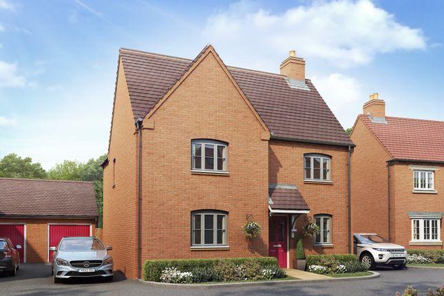 "Thumbnail Detached house for sale in ""Holden"" at Halse Road, Brackley"