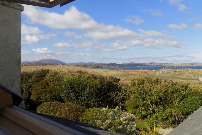 Bedroom 1 View of Valasay, Bernera, Isle Of Lewis HS2