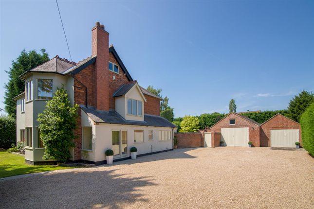 Thumbnail Detached house for sale in Spring Lane, Packington, Ashby-De-La-Zouch