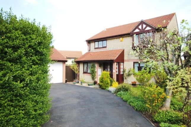 Thumbnail Detached house for sale in Goose Acre, Bradley Stoke, Bristol, Gloucestershire