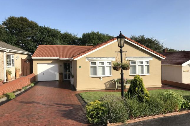 Thumbnail Bungalow for sale in Bryncatwg, Cadoxton, Neath