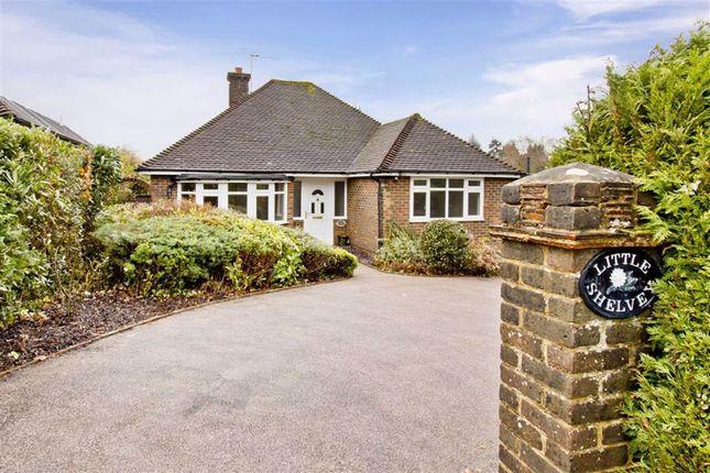 Thumbnail Detached bungalow for sale in London Road, Crowborough