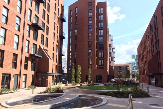 Thumbnail Flat to rent in Block D, Alto, Sillavan Way, Salford