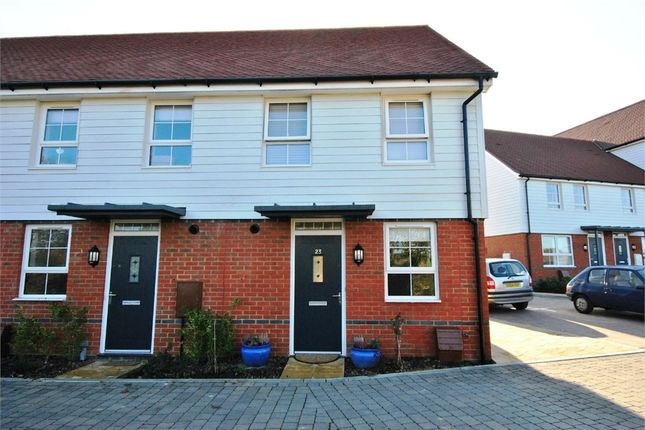 Thumbnail End terrace house for sale in Wellwish Drive, Bexhill-On-Sea, East Sussex