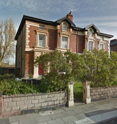 Thumbnail Flat to rent in Alexandra Road, Waterloo, Liverpool