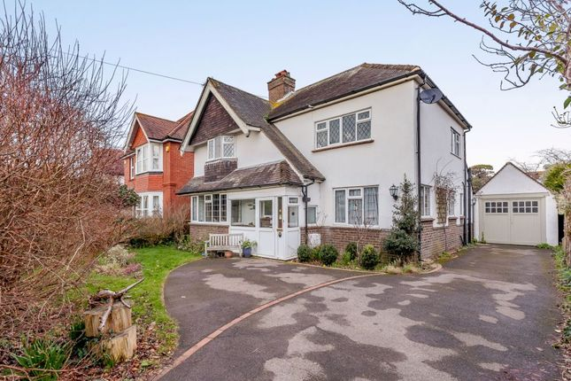 Thumbnail Detached house for sale in Lavington Road, Worthing, West Sussex
