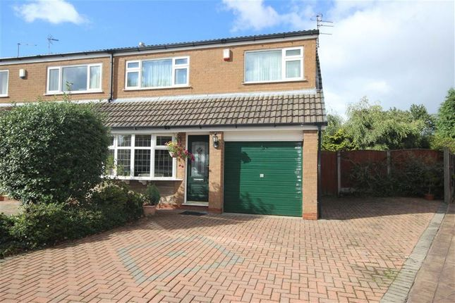 Semi-detached house to rent in Chapel Meadow, Ellenbrook Road, Worsley