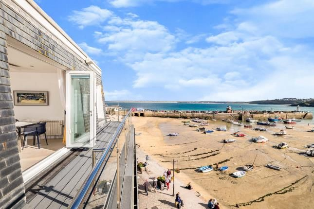 3 bed flat for sale in The Wharf, ., St.Ives TR26