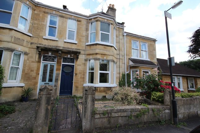 Thumbnail Terraced house to rent in First Avenue, Bath