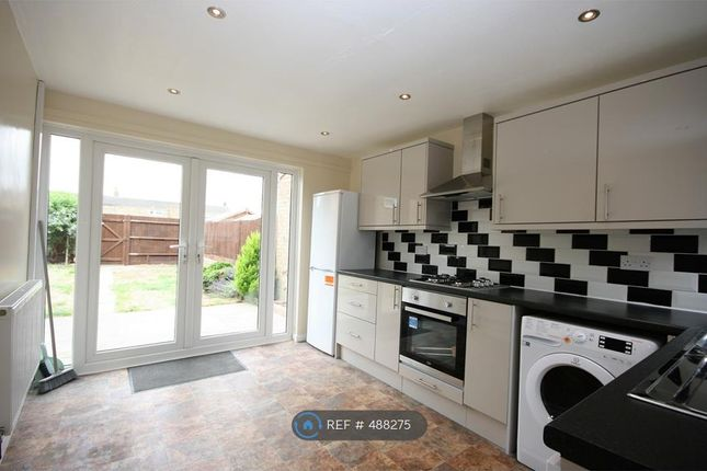 Thumbnail End terrace house to rent in Woolford Way, Basingstoke