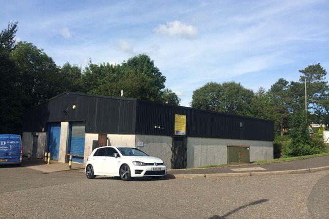 Thumbnail Light industrial to let in Block 1 Unit 1, Lochshore South Industrial Estate, Glengarnock