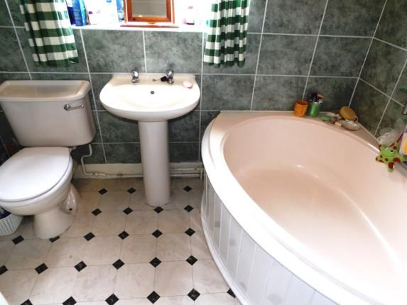Bathroom of Manor Road, Cuddington, Northwich, Cheshire CW8